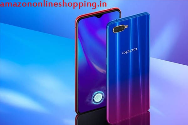 Oppo K1 price is 16,990 rupees in India